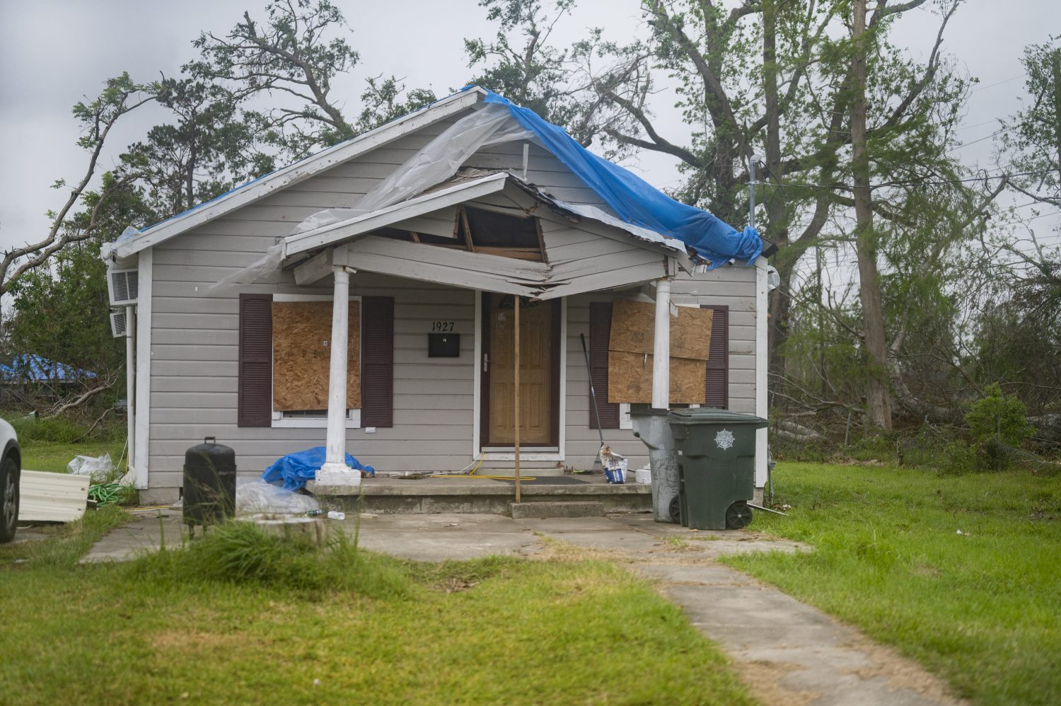 How southwest Louisiana mobilized to shelter unhoused people during the winter storm